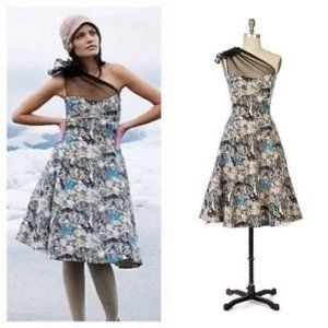 SALE The Woods Anthro Plenty Frock Tracy Reese
